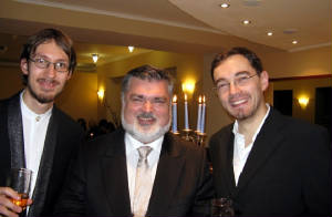 Duo Skarka-Pohl with famous tenor Peter Dvorsky